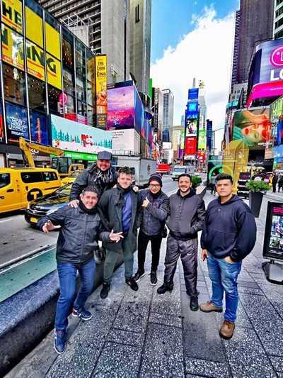 Tierra Adentro y Kchiporros se presentan en Nueva York