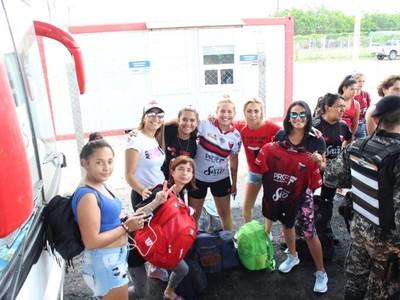 Reporte final: más de 39.000 hinchas argentinos ingresaron a Paraguay