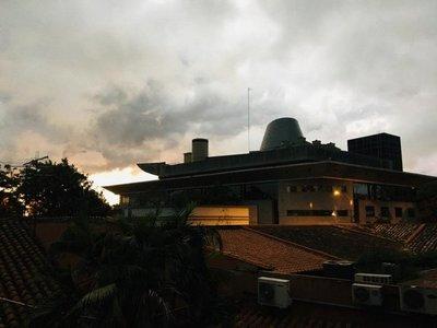 Alerta de tormentas fuertes para 12 departamentos