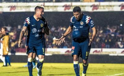 HOY / América golea y Bruno Valdez se alinea entre los artilleros
