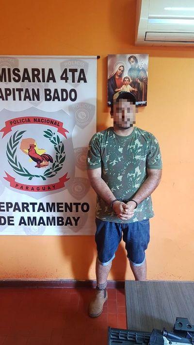 Cae supuesto narco en PJC por muerte de ganadero brasileño
