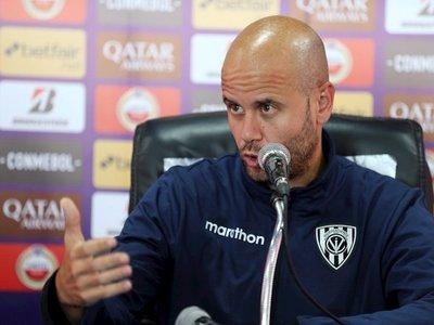 Miguel Ángel Ramírez, un entrenador que no espera a nadie
