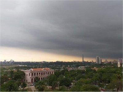 Domingo con lluvias y tormentas en todo el país