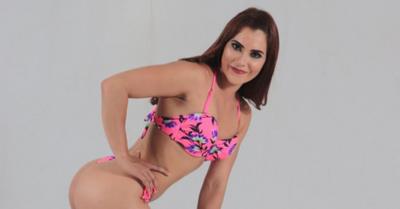 'Sé que tengo todo como para ser la próxima Miss Bombonazo'