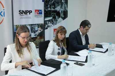 Firman convenio para seguir trabajando por un Paraguay más inclusivo