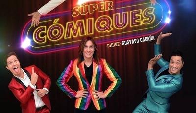 "HOY / ""Súper Cómiques"" comunica nueva fecha de estreno"