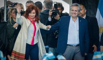 El Congreso proclamará el miércoles el triunfo Alberto Fernández-Cristina Fernández