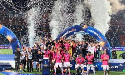 Independiente del Valle conquista la Sudamericana