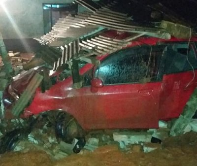 Hombre muere en accidente de tránsito en Ciudad del Este