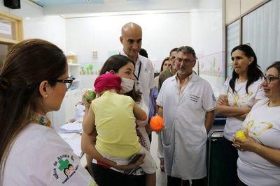 En el Acosta Ñu realizaron primer trasplante alogénico de médula ósea