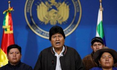 Nuevas elecciones para Bolivia