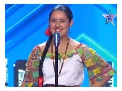 Paraguaya bailará mañana en la televisión de España