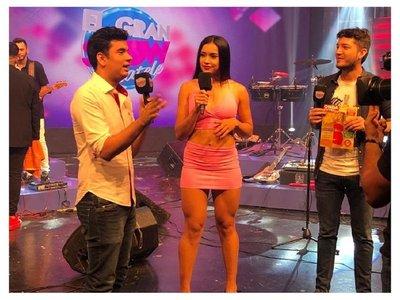 Chica EXTRA enfrentó a Sebas Rodríguez