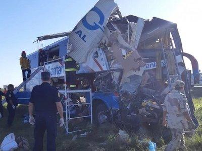 Confirman identidades de paraguayos fallecidos y heridos en Argentina