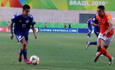 El sueño mundialista de Paraguay acabó