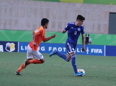 Paraguay cae ante Países Bajos y queda fuera del Mundial Sub-17