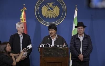Evo Morales deja la presidencia luego de más de una década