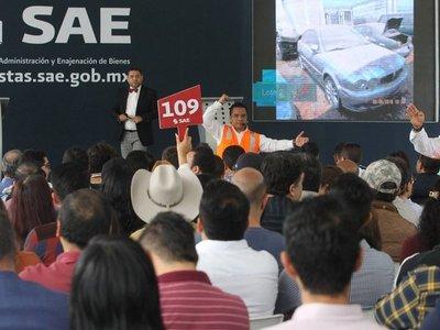 México subasta casa del Chapo Guzmán conectada al drenaje