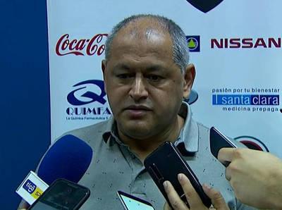 """Francisco Arce: """"No tuvimos poder de reacción"""""""
