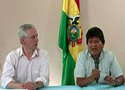 Presidente boliviano Evo Morales anunció su renuncia por TV
