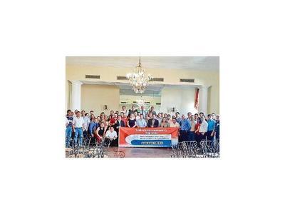 MRE: Funcionarios apoyan proyecto
