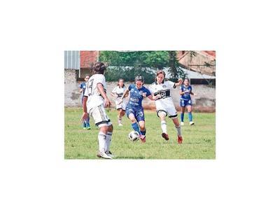 Goleadas en el fútbol femenino