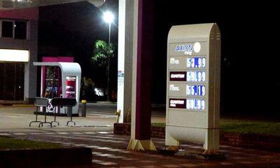 Encarnacenos optan por combustibles argentinos