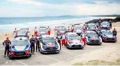 Rally de Australia sigue en suspenso