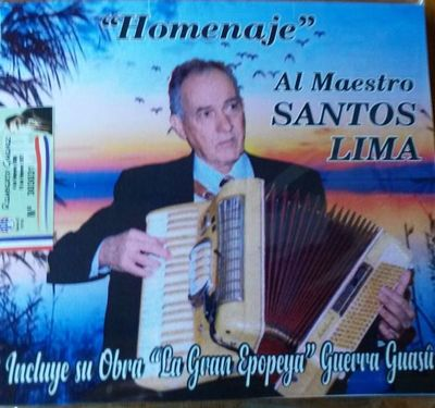 Homenajean a Santos Lima