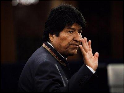 Policía de Bolivia dice que no hay orden para detener a Evo Morales