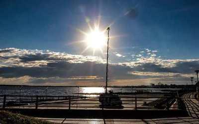 Meteorología anuncia una jornada calurosa