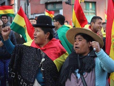 Rusia pide sensatez a Bolivia para buscar salida constitucional