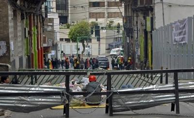 """HOY / Paraguayos varados en Bolivia: """"La situación está candente"""""""