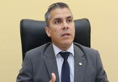 """Juveniles de la ANR: """"Marito ya festejaba con los jóvenes en el momento en que salió la resolución"""""""