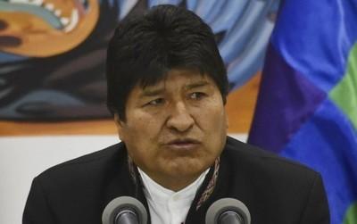 Para Frente Guasu, lo de Evo Morales no es renuncia sino 'claramente un golpe de Estado'