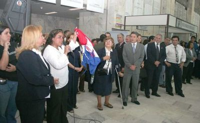 Huelga amenaza con paralizar el Poder Judicial y la Fiscalía
