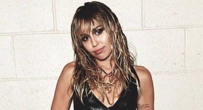 Miley Cyrus se sometió a una cirugía de cuerdas vocales