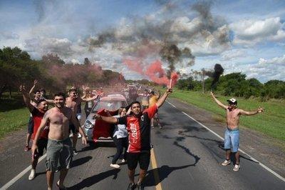 Confirmado: más de 39.000 seguidores ingresaron al país para la Sudamericana