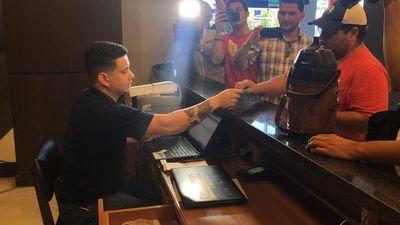 Cerro venderá las entradas pese a incumplimiento franjeado