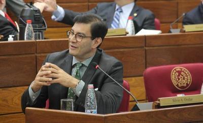 """Beto Ovelar: """"Los de Patria Querida son los paladines de la democracia y nosotros los trogloditas"""""""
