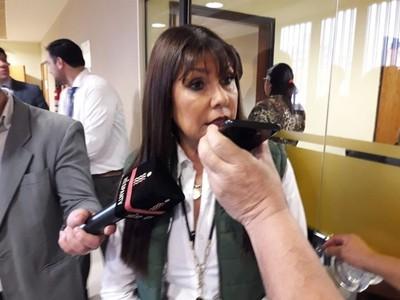No quiero que ni un dólar más toque la Justicia Electoral, sostiene diputada