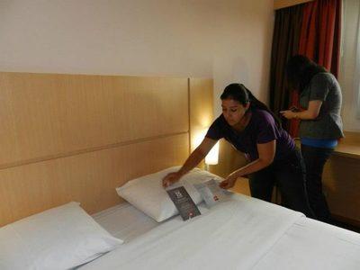 Final Sudamericana: todas las camas de la hotelería fueron ocupadas