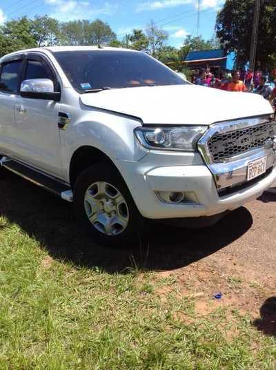 Vehículo de comitiva presidencial atropelló y mató a un comunicador