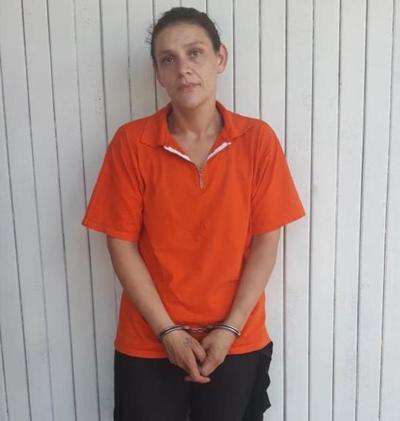 Detenida se escapa de Dirección de Policía del Alto Paraná