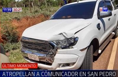 Abdo Benítez compromete ayuda a familia de comunicador fallecido