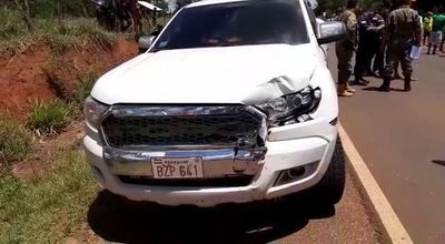 Fiscalía interviene en accidente fatal en San Pedro