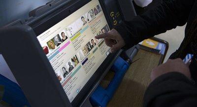 """""""No habrá marcha atrás en licitación para compra de máquinas de votar"""""""
