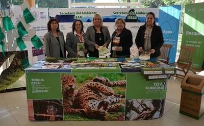 Feria dará a conocer labor de las empresas a favor del medioambiente
