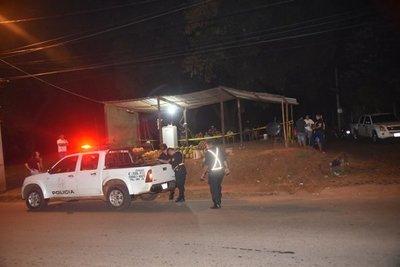 Reducto: Padre e hijo fueron atacados a balazos