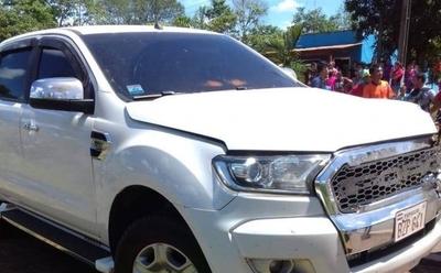 """HOY / Abdo lamenta que vehículo de su comitiva haya matado a comunicador: """"Nos duele profundamente"""""""